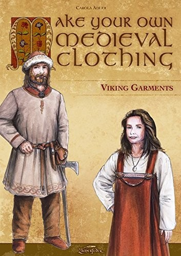 "Buch ""Viking Garments"""