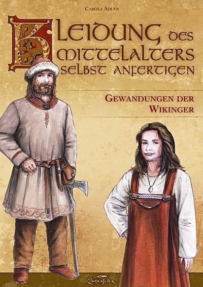 """Buch """"Gewandung der Wikinger"""""""
