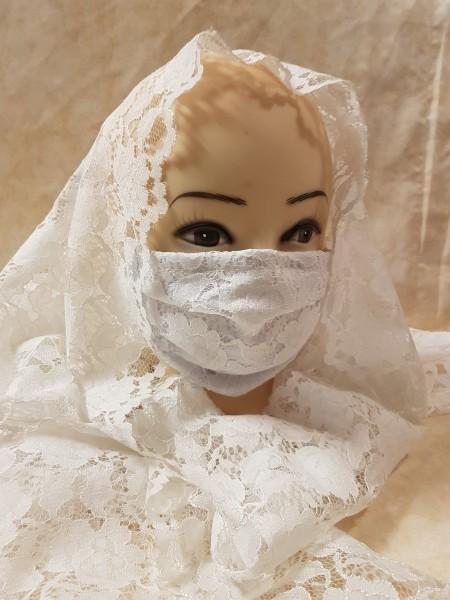 """Alltagsmasken Set """"Bride"""""""