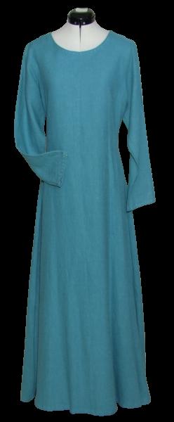 Unterkleid hellblau