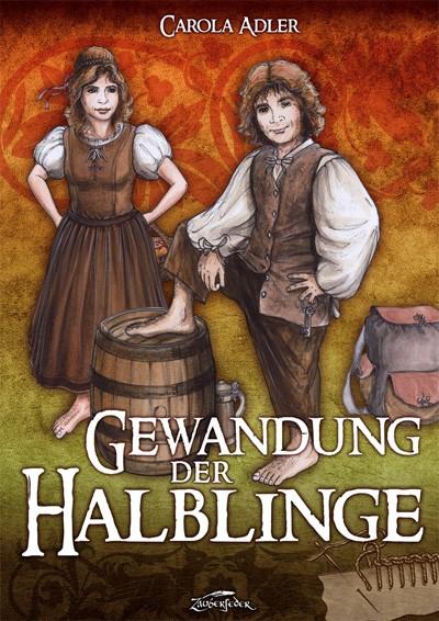 """Buch """"Gewandung der Halblinge"""""""